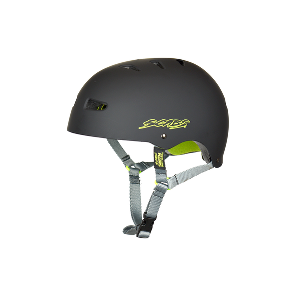 Smith Scabs - Elite Helmet - Black