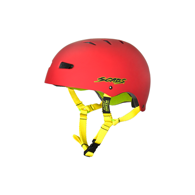 Smith Scabs - Elite Helmet - Red