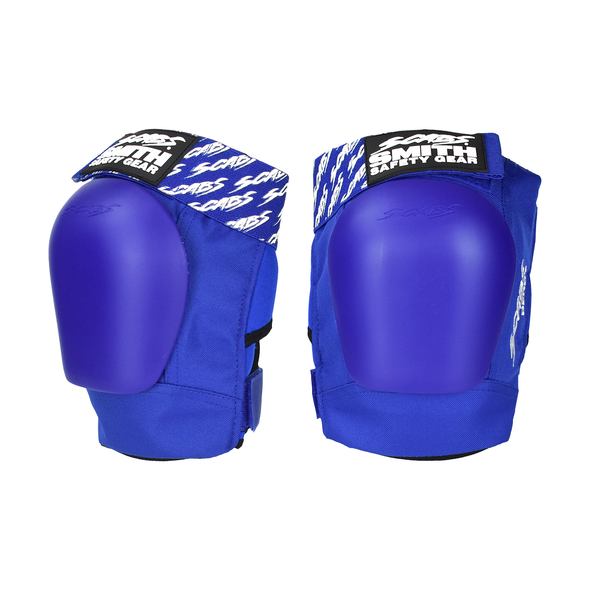 Smith Scabs Derby Knee Pads Blue