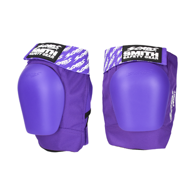 Smith Scabs Derby Knee Pads - Purple