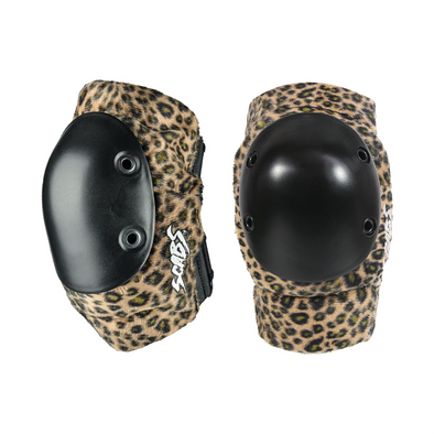 Smith Scabs - Leopard Elite Elbow Pad - Brown