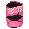 Smith Scabs Derby Knee Pads - Pink Backside