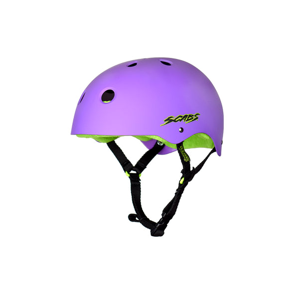 Smith Scabs - Crown Helmet Soft Liner - Purple