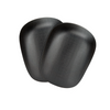 Smith Scabs Elite II Replacement Caps - Black (Set of 2)