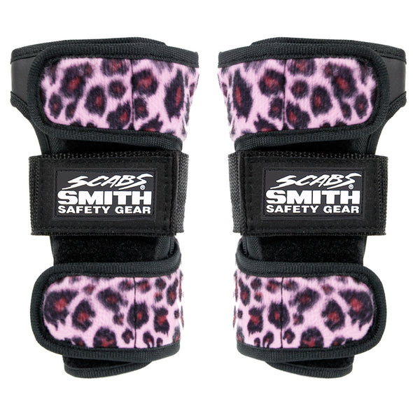 Smith Scabs - Leopard Wrist Guard - Pink