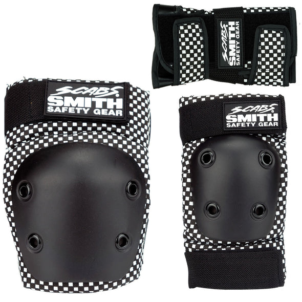 Smith Scabs - Youth 3 Pack - Checkered