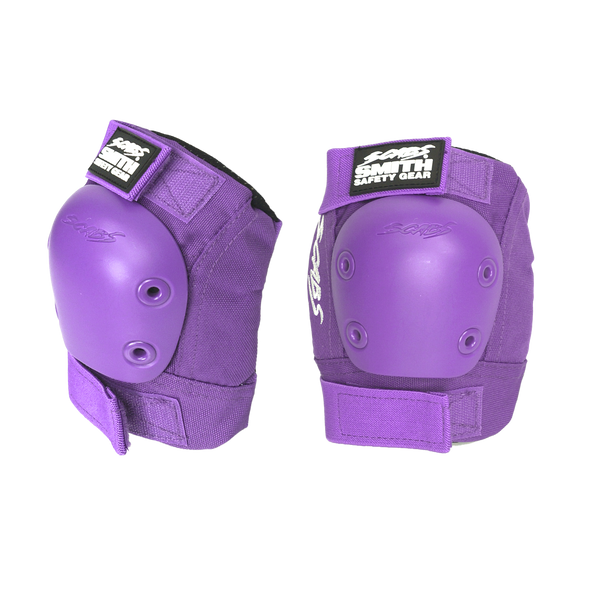 Scabs Junior Elbow Pads - Purple