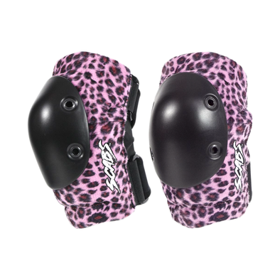 Smith Scabs - Leopard Elite Elbow Pad - Pink