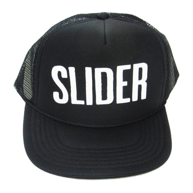 Smith Scabs Trucker Slider Hat Black/White