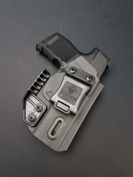 Ascent A2 IWB / AIWB HOLSTER - TucTite Holsters