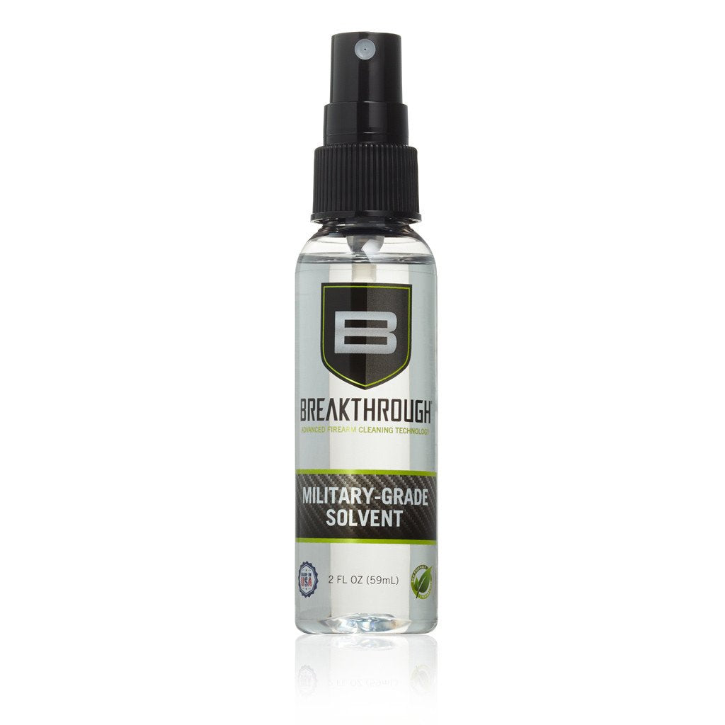 Breakthrough® Military-Grade Solvent 2 fl oz Spray Bottle - TucTite Holsters