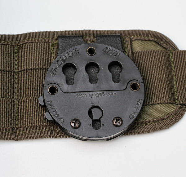 RTI Molle Webbing Attachment - TucTite Holsters
