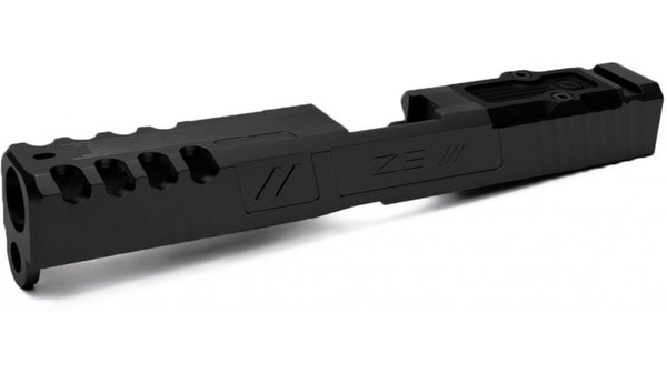 ZEV Technologies Z17 Spartan Black 3rd Gen Slide Kit - TucTite Holsters