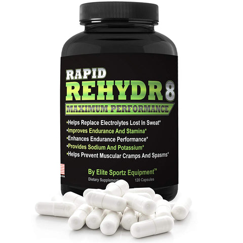 Elite Rapid Rehyd8 / Electrolyte Replacement