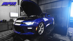 2016+ 6th Gen Camaro Engine