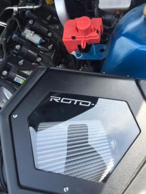 Roto-Fab Cold Air Intake for Chevy SS