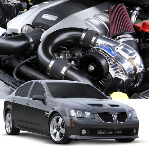 2008-2009 G8 Forced Induction