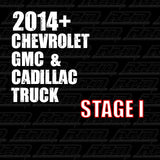 2014 + GM Truck (GMC, Chevrolet & Cadillac) Stage 1 Performance Package