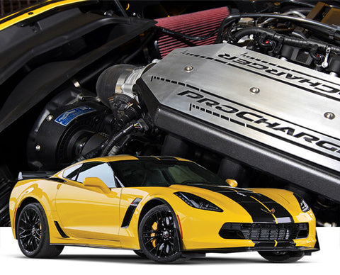 2014+ Corvette Forced Induction