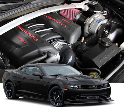 2010+ Camaro Forced Induction