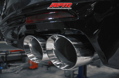 Stainless Works - 6th Gen Camaro SS 2016 Axelback Exhaust