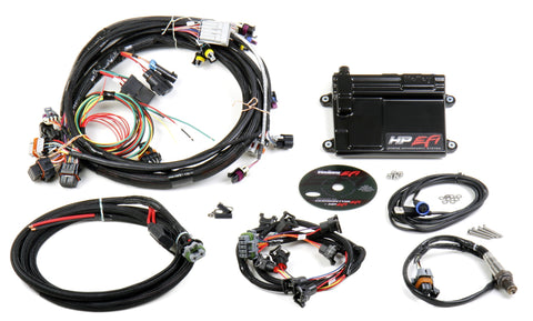 Holley - HP EFI ECU & HARNESS KIT for LS1/LS6