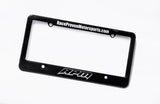 RPM License Plate Frame