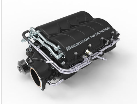 MAGNUSON SUPERCHARGER - 5th Gen CAMARO SS LS3/L99 6.2L V8 HEARTBEAT SUPERCHARGER SYSTEM