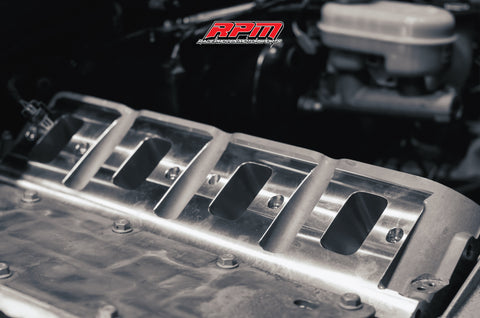 RPM Custom LS7 Cylinder Head Package (Installed)