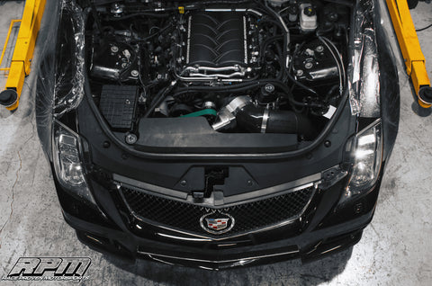 "RPM - 5"" Intake for LSA CTS-V"