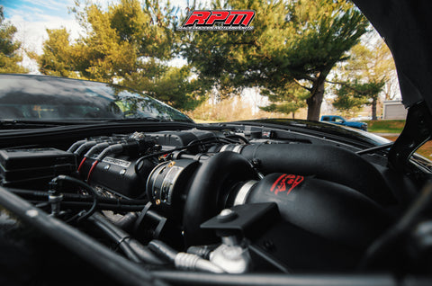 Stage 5 Performance Package (2006-2013 Chevrolet Corvette C6 Z06)