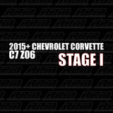 2015+ Corvette C7 Z06 Stage 1 Performance Package