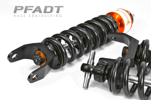 PFADT Series Featherlight Single Adjustable Street/Track Coilovers for C5/C6 Corvette