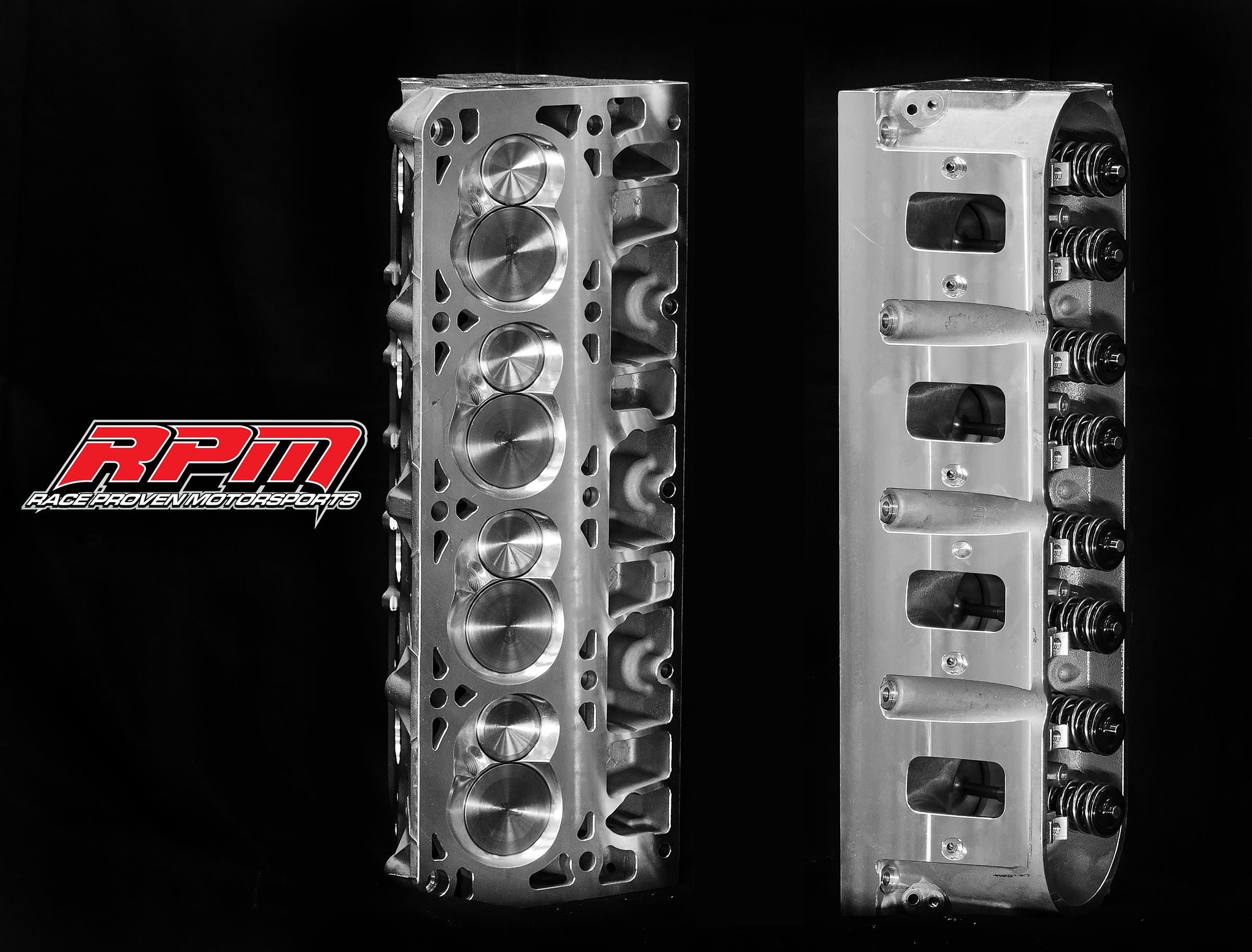 C6 Z06 LS7 Ported and Polished Cylinder Heads | Race Proven
