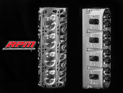 C6 Z06 LS7 Ported and Polished Cylinder Heads