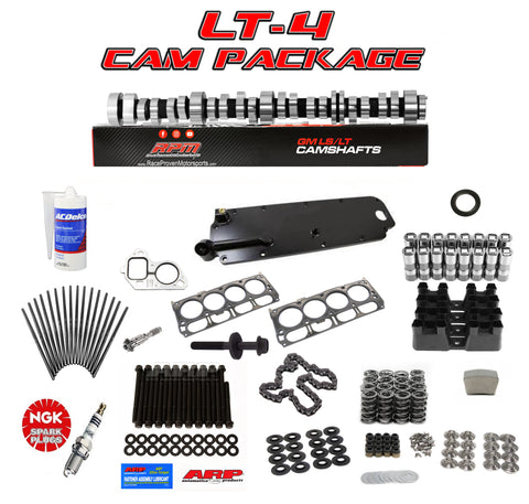 LT4 Cam Package (Parts Only)