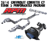 Stage 3 Performance Package (2014+ Chevrolet Corvette C7)