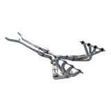 ARH - Long Tube Headers & X-Pipe (09-13 Corvette C6 ZR1)