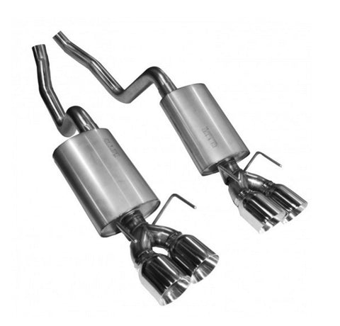 "Kooks 2 1/2"" Axle Back Exhaust"