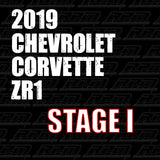 2019 Corvette ZR1 Stage 1 Performance Package
