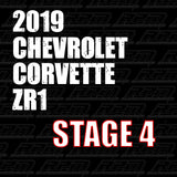 2019 Corvette ZR1 Stage 4 Performance Package