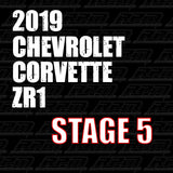 2019 Corvette ZR1 Stage 5 Performance Package