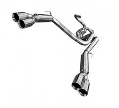 "Kooks - Fbody 3"" Full Exhaust System (True Dual - Quad Tip)"