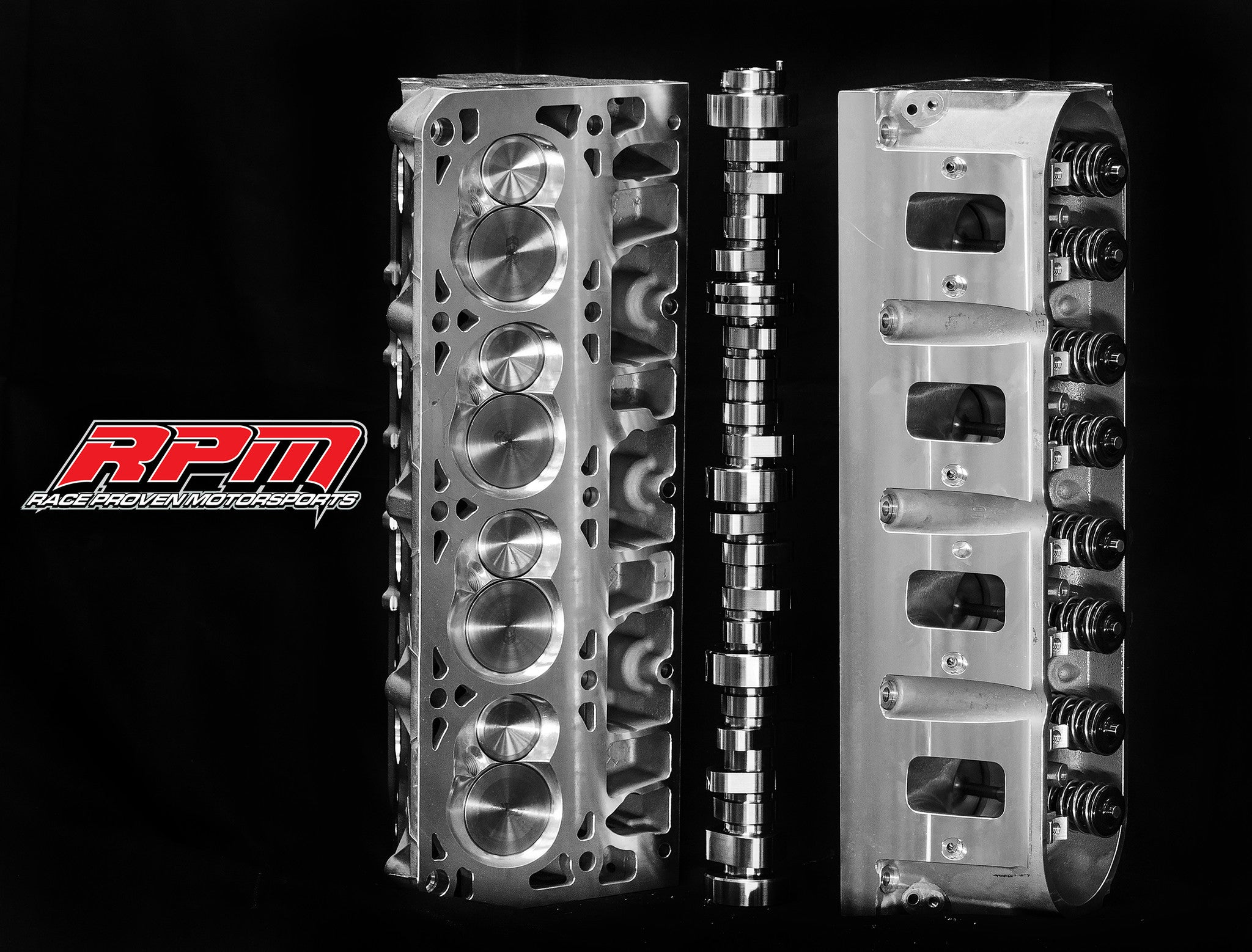 RPM Custom Heads & Cam (Parts only -$1,500 with Core) | Race
