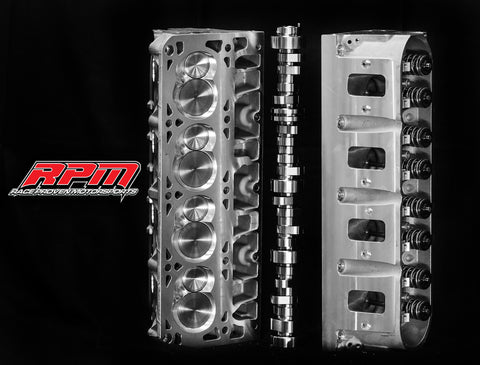 RPM Custom LS7 Heads & Cam Package