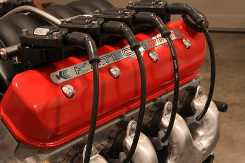 Katech LS Valve Covers