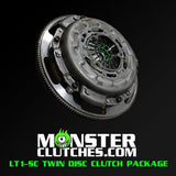 Monster Clutch - LT1-SC Twin Disc 5th Gen Camaro Package