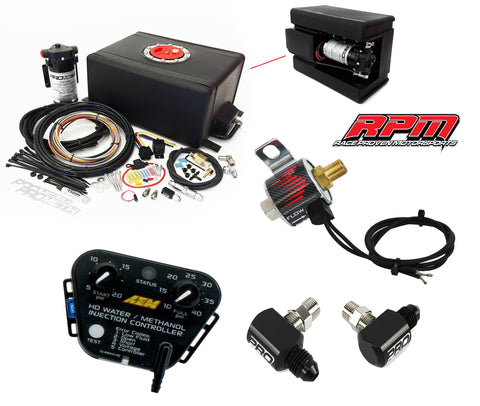 RPM Kit - Methanol System (Parts Only)