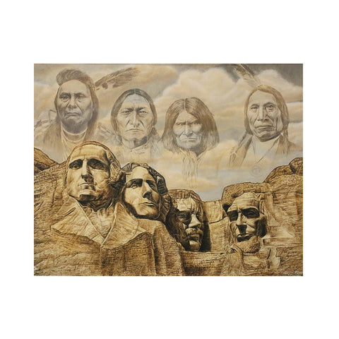 Founding Fathers Giclee Paper Print