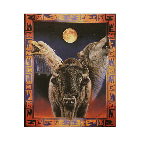 Hallowed Harmony Limited Edition Lithograph